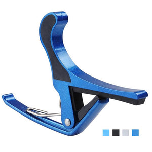 Trigger Guitar Capo for Electric Acoustic guitars Color Opt