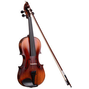 Vif BV250 4/4 Advanced Full Size Violin w/ Bow Case Outfit Set