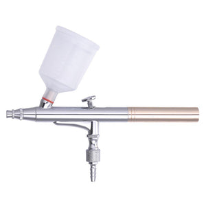 Yescom Airbrush Spray 0.3mm Dual Action Siphon Feed