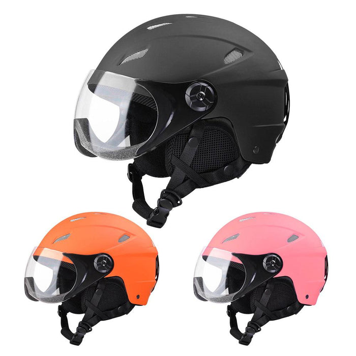 ASTM Ski Helmet Snowboard Skateboard for Kids S/XL Color Options