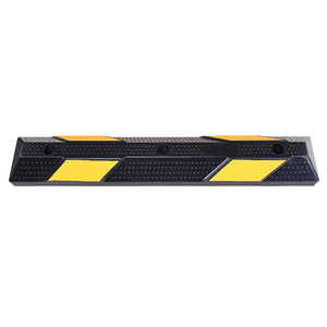 Yescom 36 in Commercial Rubber Parking Stop Block Wheel Tire Curb