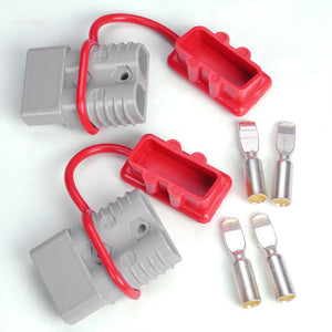 Yescom Winch Battery Quick Disconnect Connect Plug Kit