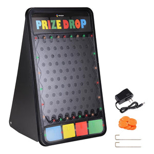 WinSpin 41x25 Custom LED Prize Drop Disk Drop Game Board Plinking