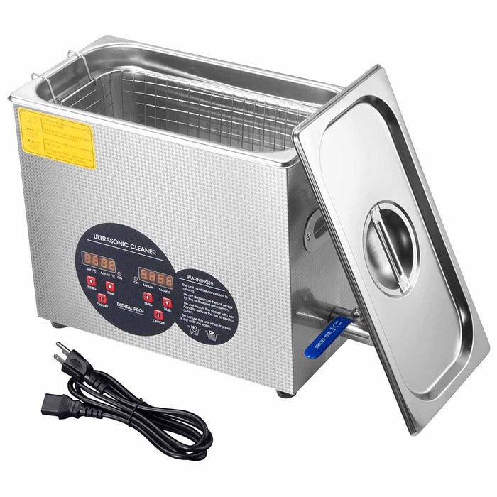Yescom 6L Stainless Steel Digital Ultrasonic Cleaner Machine