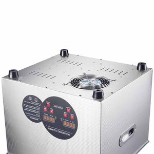 Yescom 15L Stainless Steel Digital Ultrasonic Cleaner Machine