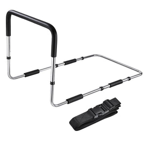 Yescom Elder Adjustable Height Bed Safety Rail Assist Handle Bar