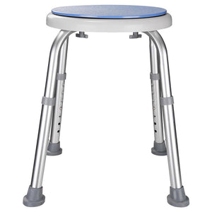 Yescom Shower Safety Stool with Rotating Seat Medical Bath