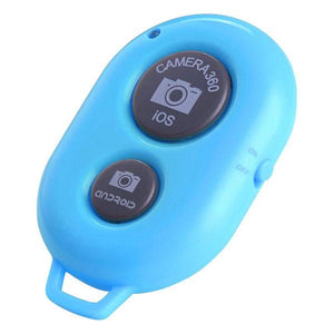 Wireless Bluetooth Camera Remote Control Shutter Color Opt