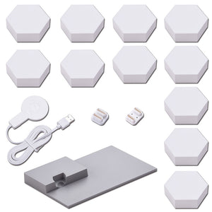 LifeSmart LED Smart Light Panels w/ Base 11pcs