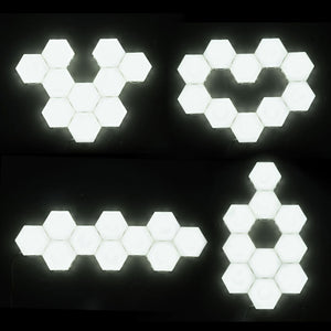 LifeSmart Modular Touch Light Panels Wall Light White 10PCS