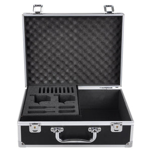 Yescom Lockable Carrying Case for Tattoo Machine Equipment