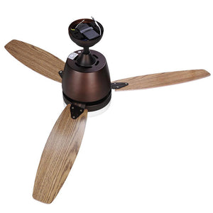 "Yescom 52"" Ceiling Fan with LED Light & Remote 3 Blades"