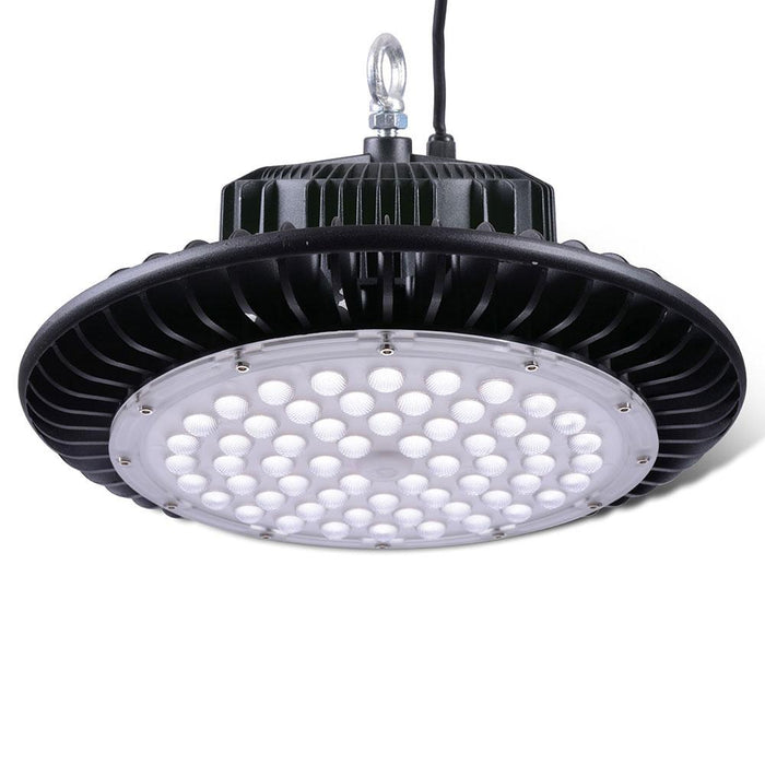 DELight UFO LED High Bay Light 200W Commercial Warehouse Lighting