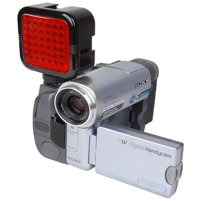 Night Vision IR LED Light for Video Camera Camcorder
