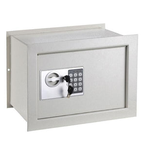 "15X11X10"" Digital Thick In-wall Key Code Safe Boxes"