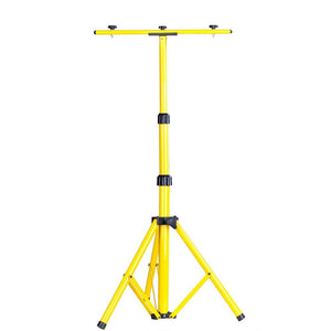 Outdoor LED Flood Light Tripod Stand w/ T-Bar
