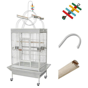 "32""x23""x72"" Birds Cages Play Top Birdcage"