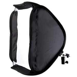 "24"" x 24"" Portable Studio Lighting Equipment Flash Soft Box"