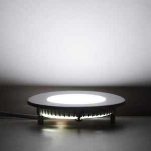 3W SMD LED Recessed Ceiling Light w/ Driver Cool White