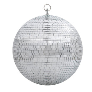 Yescom 12 inch Mirror Disco Ball Party Bright Reflective Ball