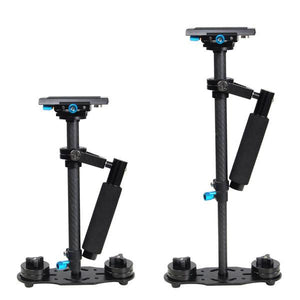 "2.2LBS 15"" Carbon Fiber DSLR Video Stabilizer Steadicam"