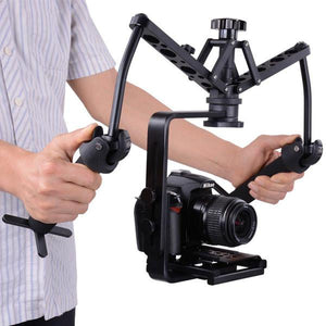Handheld Camera Stabilizer Gimbal System Movie DV