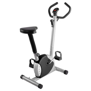 Yescom Upright Cycle Fitness Exercise Indoor Cycling Bike Black