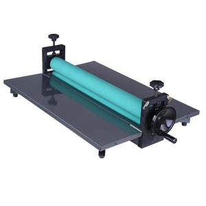 25.5 in Manual Cold Laminating Machine Roll Laminator