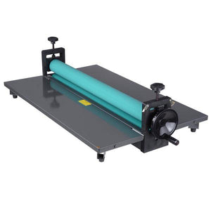29.5 in Manual Cold Laminating Machine Roll Laminator