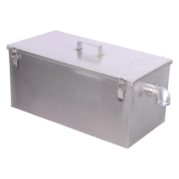 Commercial Grease Trap Oil Collecting 30 lbs Capacity 15gpm