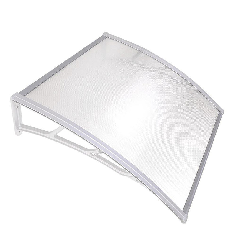 39 Quot X39 Quot Door Amp Window Awning Canopy Clear Polycarbonate