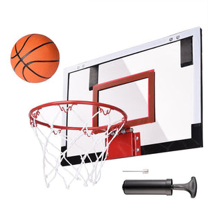 "Yescom Indoor Mini Basketball Hoop and Break-away Rim, 18"" x 12"""