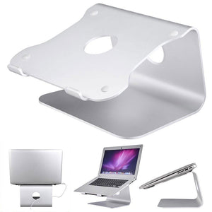 Tablets Laptop Notebook Riser Stand iPad MacBook Air Pro
