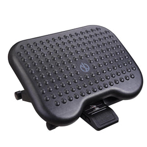 Office Height-Adjustable Foot Rest Massage Ergonomic