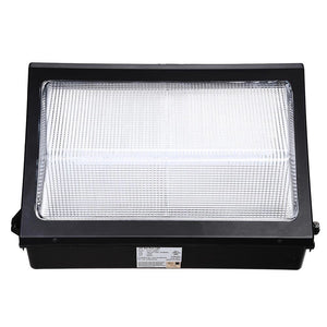 100w Outdoor LED Wall Pack Light Fixture 10000lm 5000K UL Listed