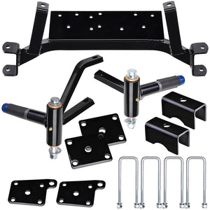 5in Shu-Ran Drop Axle Lift Kit fits 2001.5-2013 EZGO Electric TXT