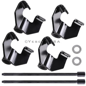 Yescom 2-Pack 15in Coil Spring Compressor Suspension Install/Remove Kit