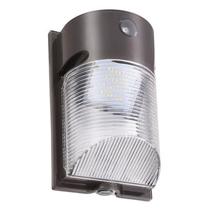 Yescom Outdoor LED Wall Pack Light Dusk-to-Dawn with Photocell 12w 900lm