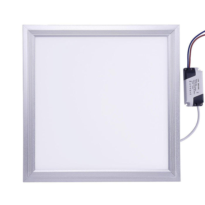 DELight 12W Square SMD LED Recessed Ceiling Light w/ Driver