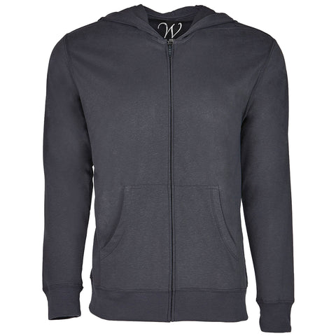 EWC 649HM Heavy Metal Ultra Soft Sueded Hoodie