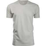 EWC 100S Sand Ultra Soft Sueded Crew Neck T-shirt