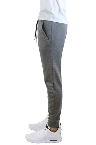 EWC 106JCH Charcoal Fleece Joggers