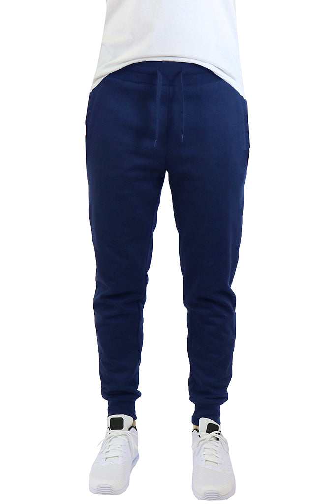 EWC 106JN Navy Fleece Joggers