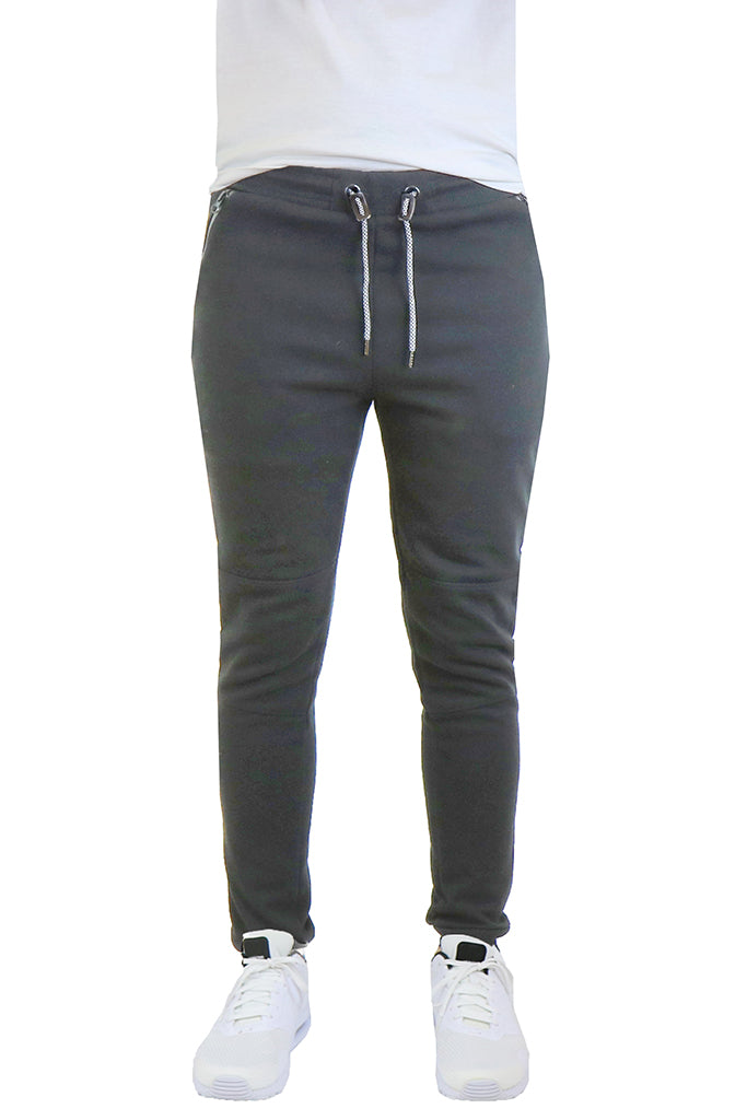 EWC 112JCH Charcoal Tech Fleece Joggers
