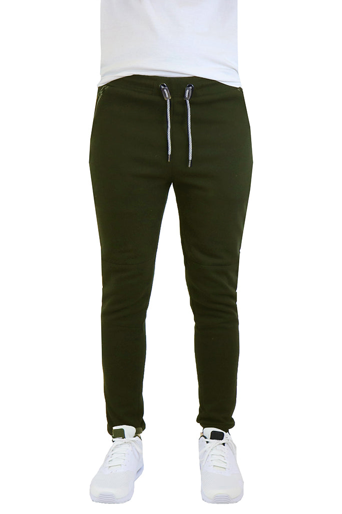 EWC 112JO Olive Tech Fleece Joggers
