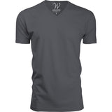 EWC 150HM Heavy Metal Ultra Soft Sueded V-Neck T-shirt