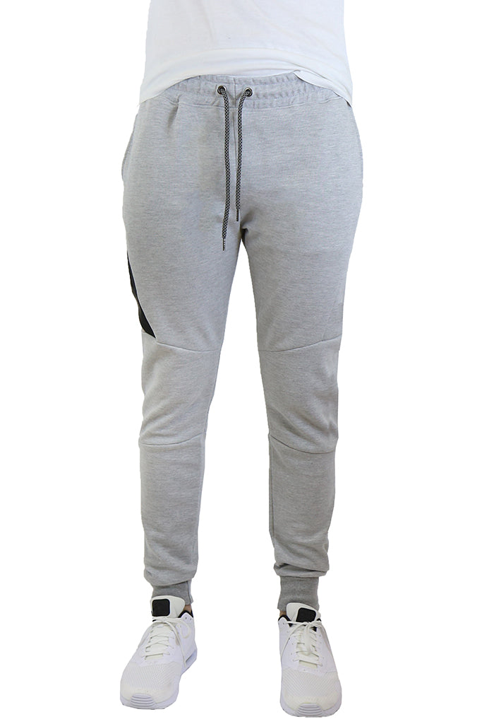 EWC 702JHG Heather Grey Tech Fleece Joggers