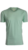 ORG 100M Mint Organic Cotton Crew Neck T-shirt