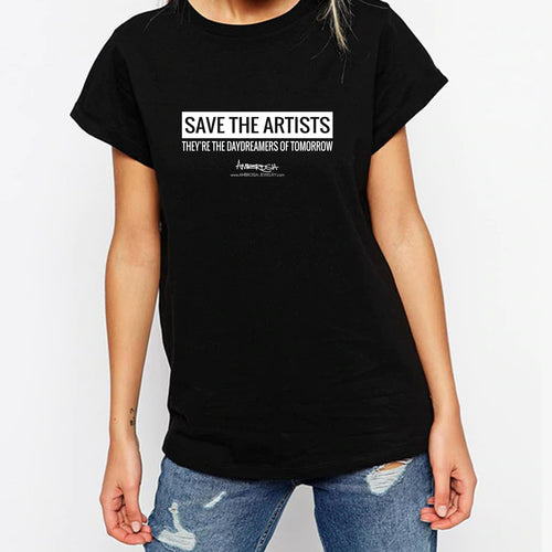 Save the Artists T-Shirt