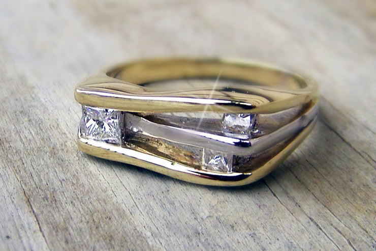Wedding Ring Tranformation